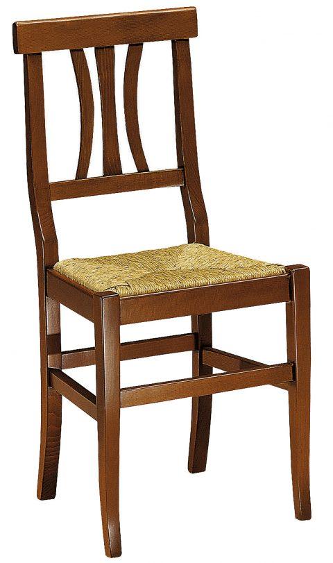 Sedie In Legno Arte Povera.Sedia Legno Arte Povera Art 536 Bissoli