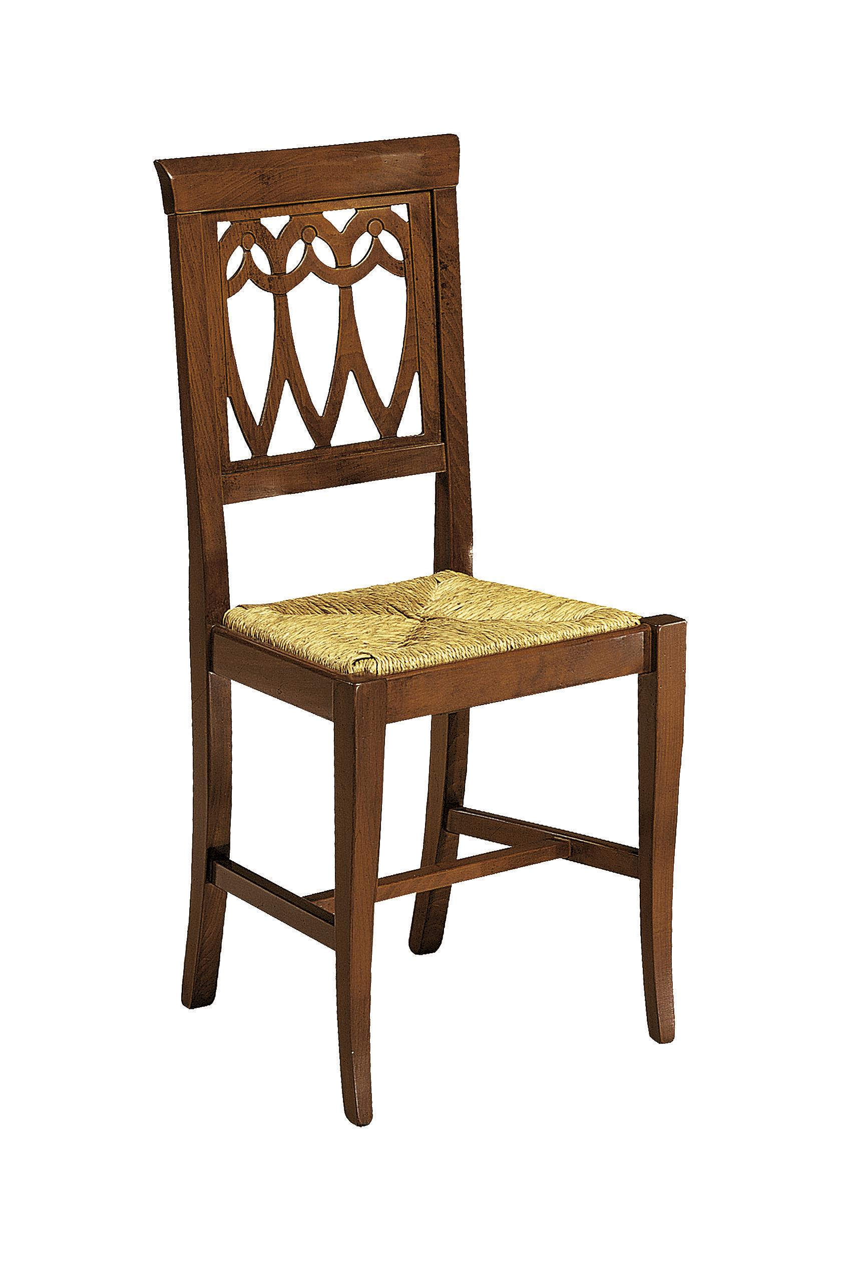 Sedie In Legno Arte Povera.Sedia Legno Arte Povera Art 540 Bissoli