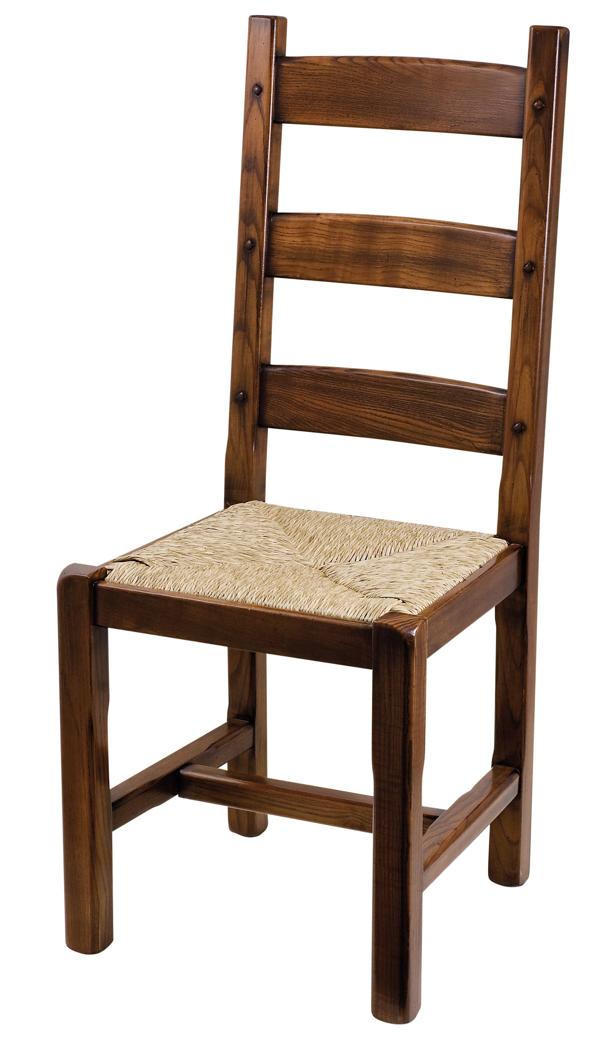 Sedie In Legno Arte Povera.Sedia Legno Arte Povera Art 551 Bissoli