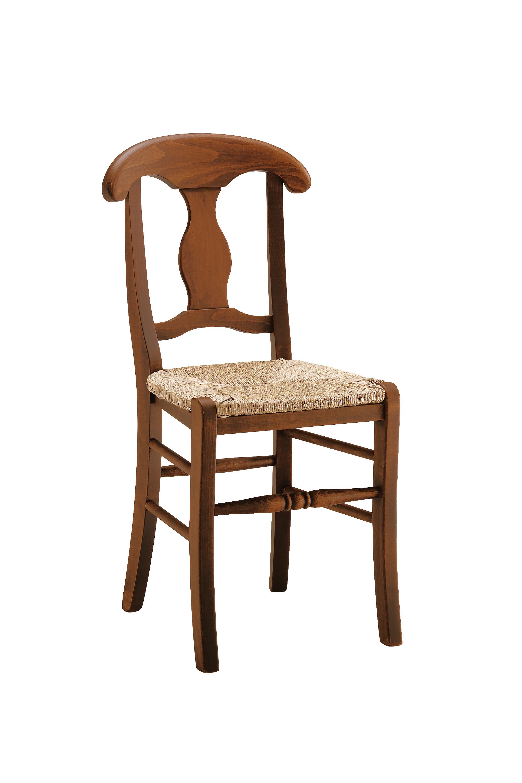 Sedie In Legno Arte Povera.Sedia Legno Arte Povera Art 552 Bissoli