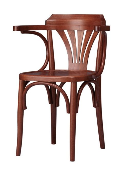 Sedia Legno Thonet Bistrot 1504 Bissoli 100 Made In Italy